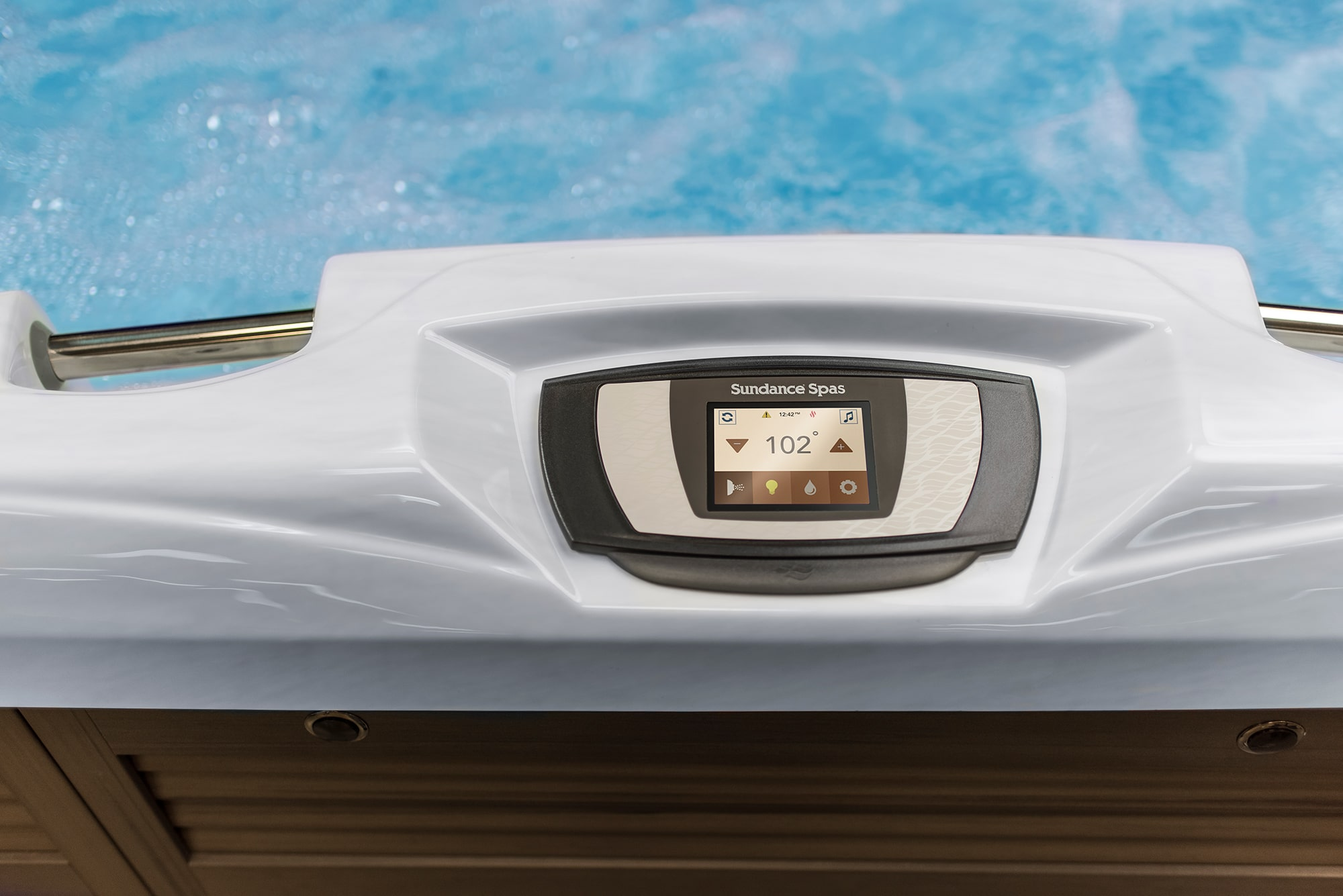 Sundance Spas 880 Series Controls