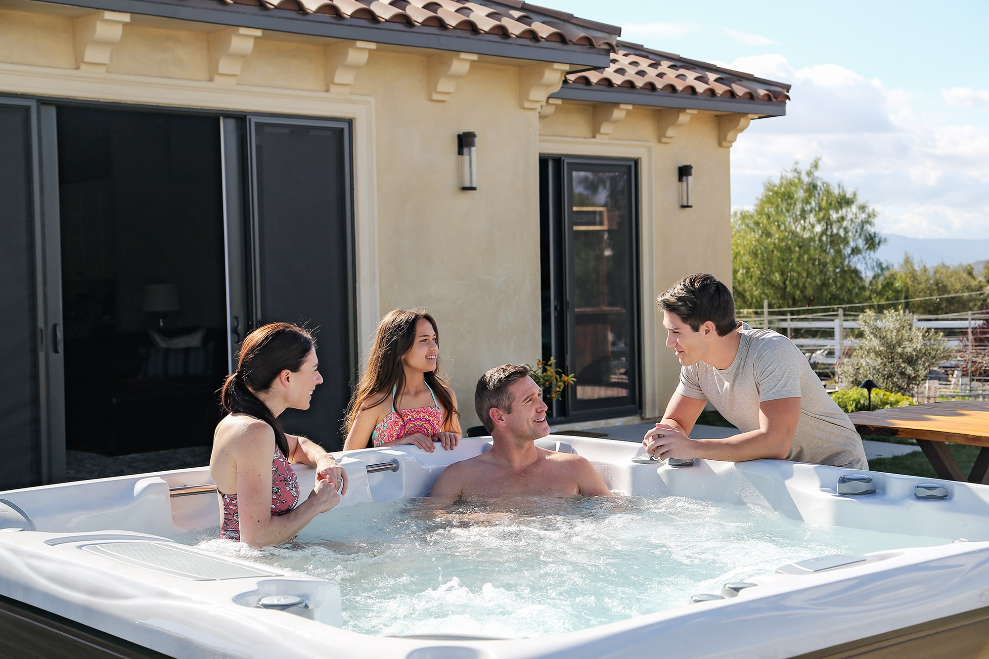 Sundance Spas 880 Series Optima Installation