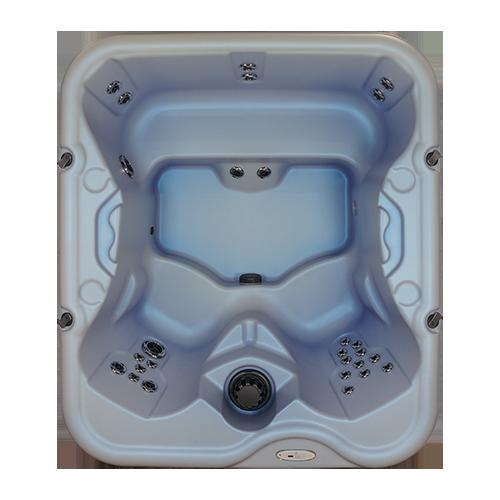 Nordic Retreat MS Hot tub