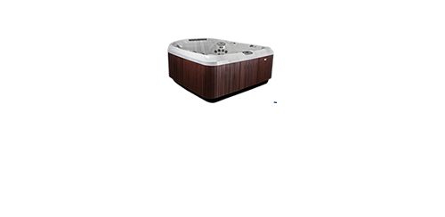 Le Dipping Parlor Spas logo, white