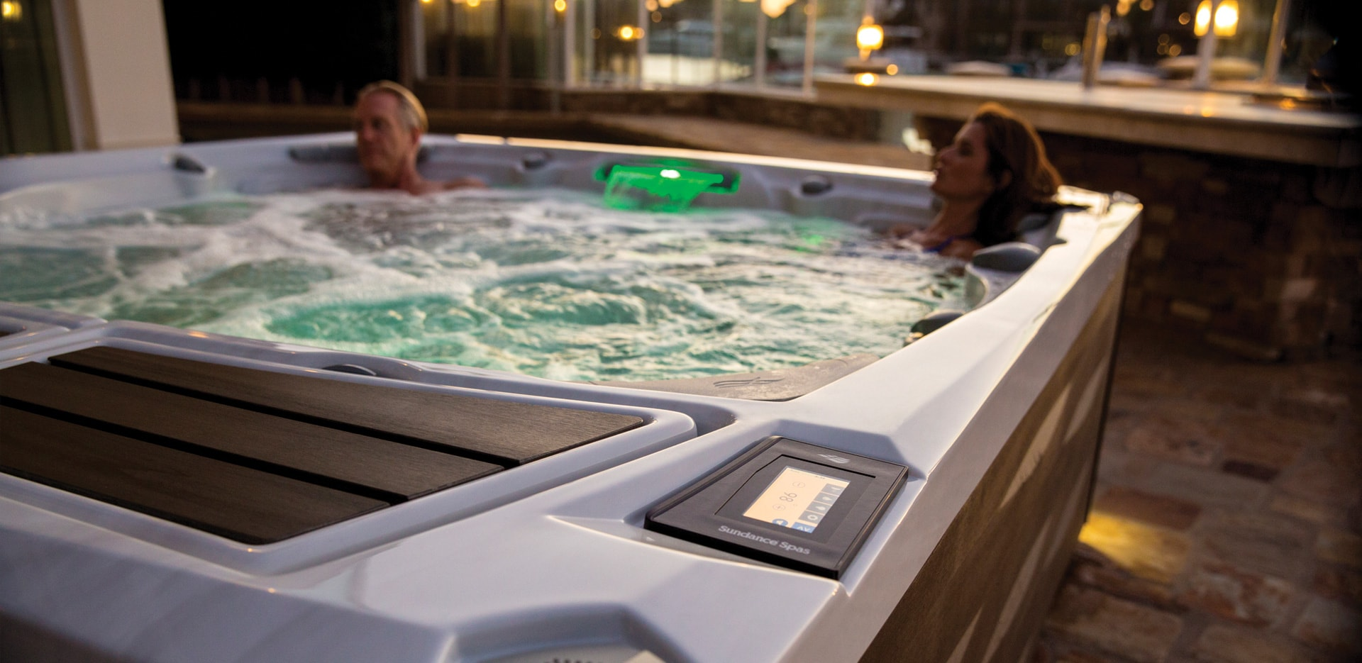 Sundance Spas hot tub