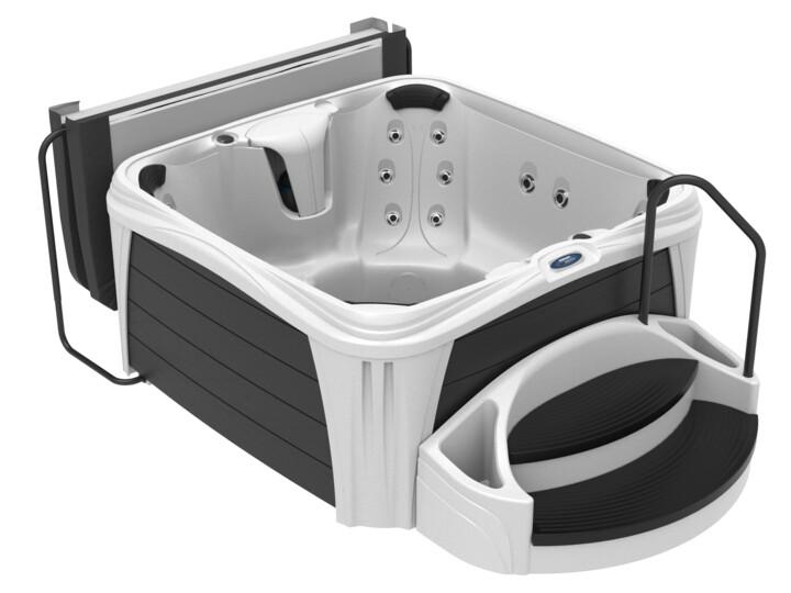Sundance Brook splash series hot tub