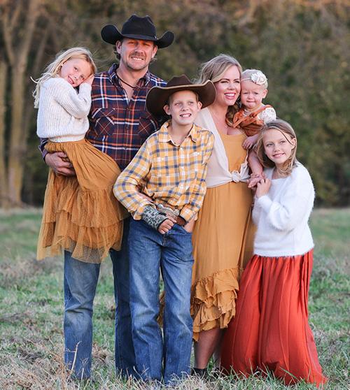Cribbs Family Portrait